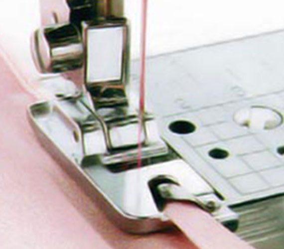 Juego de prensatela para dobladillo de 4 y 6mm