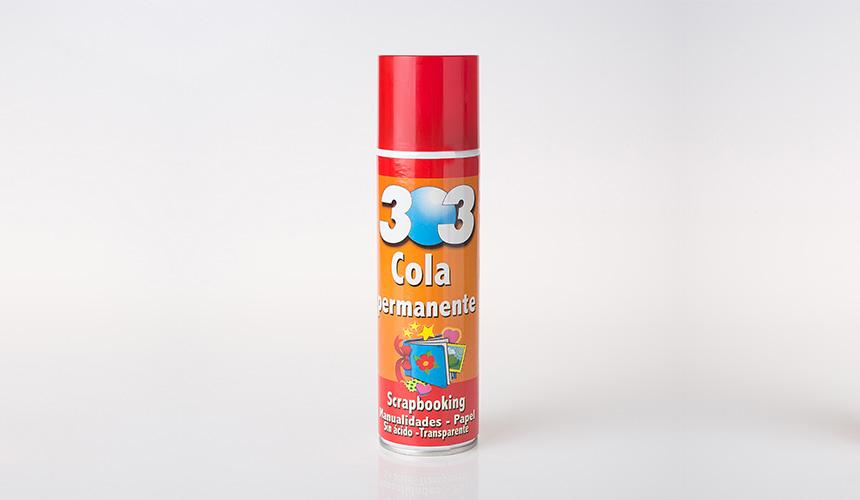 303 COLA PERMANENTE