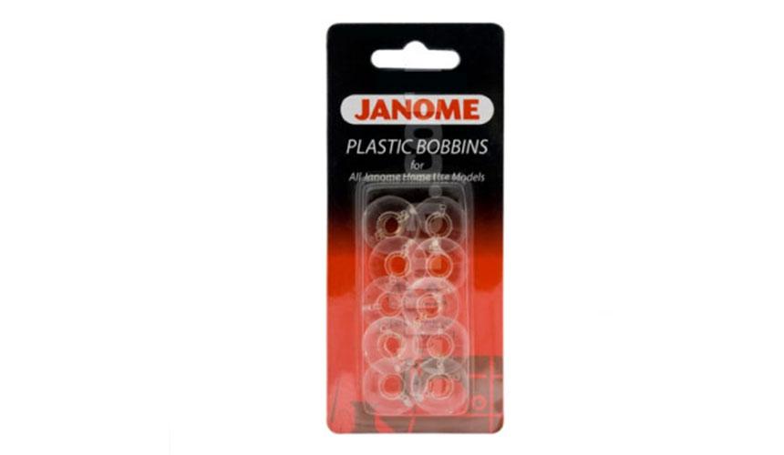 Carretel plástico (pack por 10 unidades)